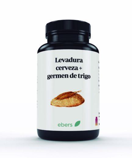 Levadura Cerveza Germen Trigo